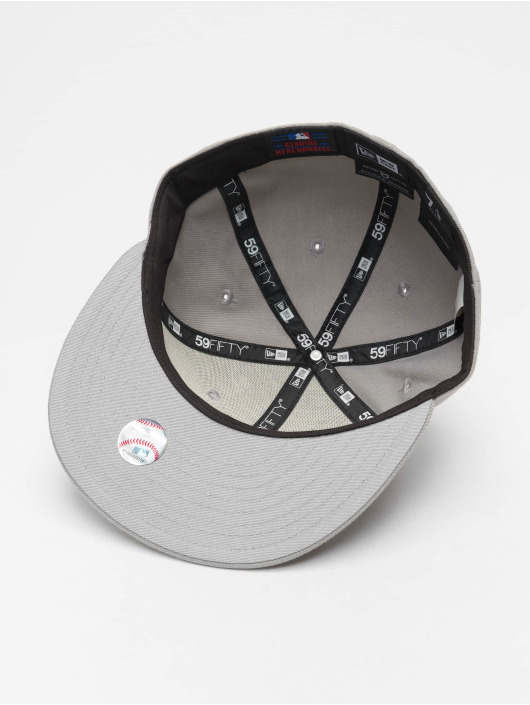 44287 Mlb Dodgers 59fifty La Gris New Fitted Casquette Era Basic vPmNy8nwO0