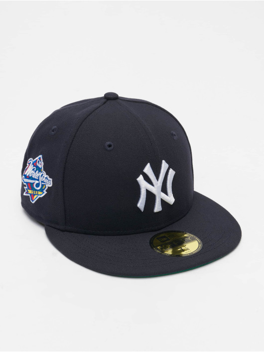 New Era Casquette Fitted MLB New York Yankees Retro Sports 59Fifty gris