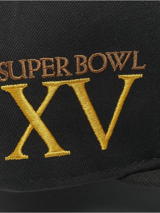 New Era Casquette Fitted NFL Las Vegas Raiders Retro Sports 59Fifty noir