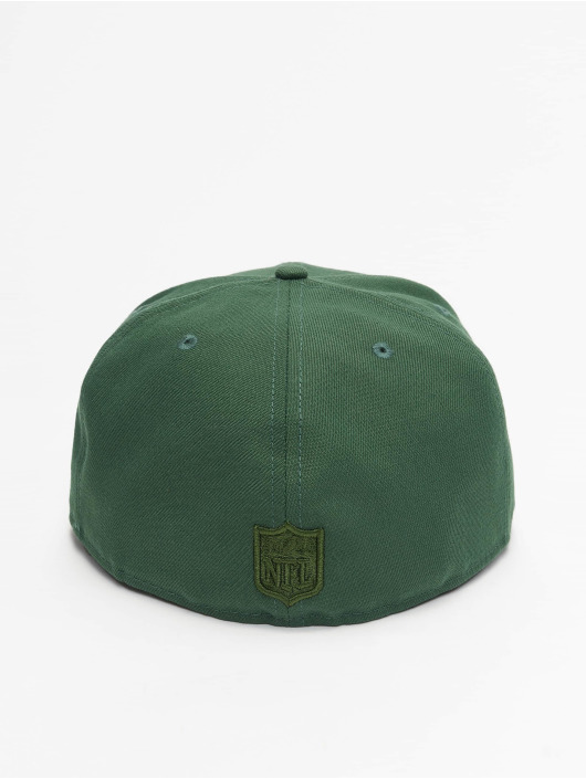 New Era Casquette Fitted NFL Green Bay Packers Tonal 59fifty vert