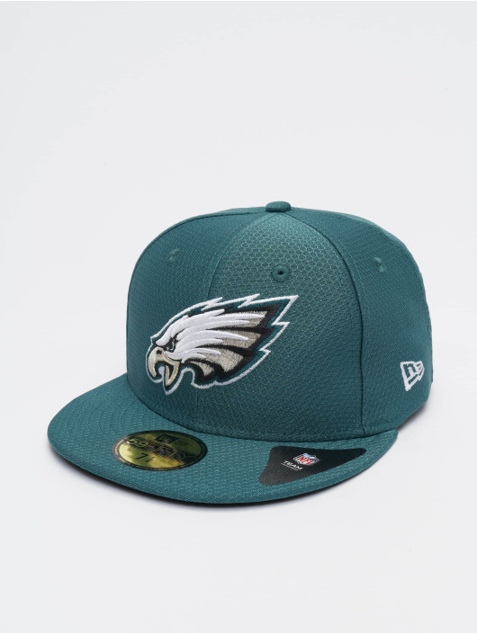 New Era Casquette Fitted NFL Philadelphia Eagles Hex Era 59fifty vert