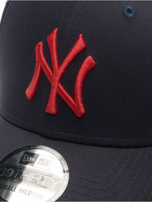 New Era Casquette Flex Fitted MLB NY Yankees League Essential 39Thirty bleu