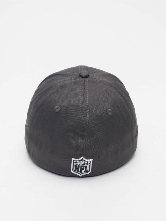 New Era Casquette Flex Fitted NFL Dallas Cowboys Team 39Thirty gris