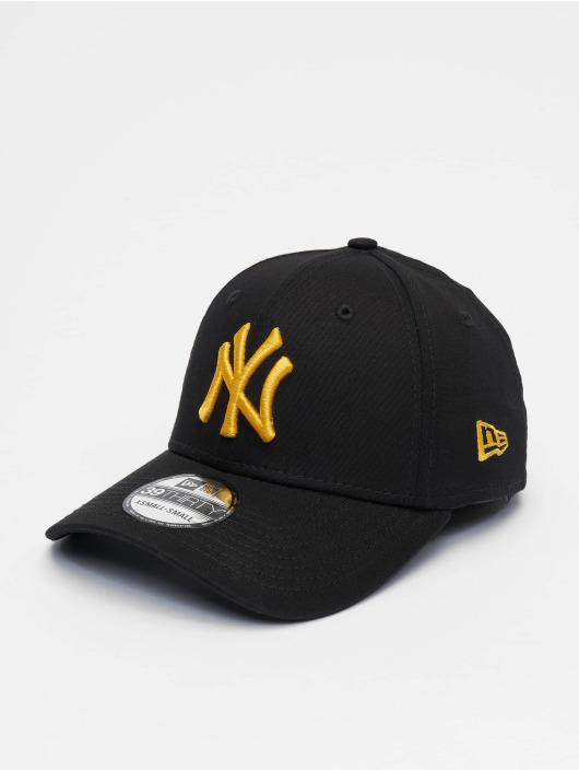 New Era Casquette Flex Fitted MLB New York Yankees League Essential 39thirty noir