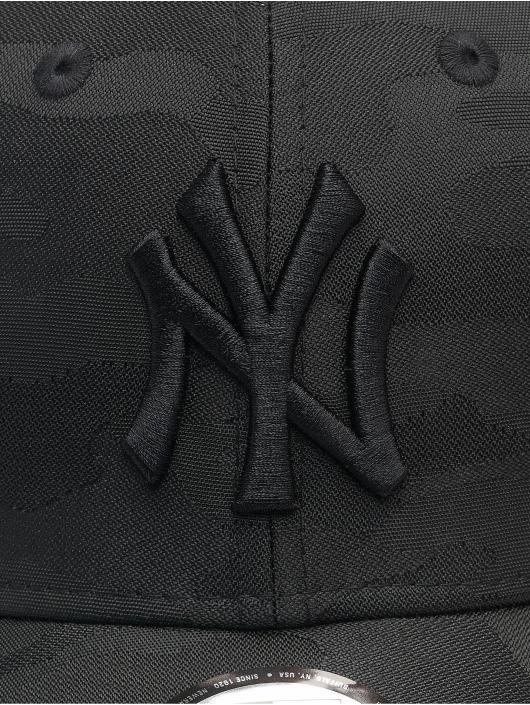 New Era Casquette Flex Fitted MLB New York Yankees Black Camo 39Thirty noir