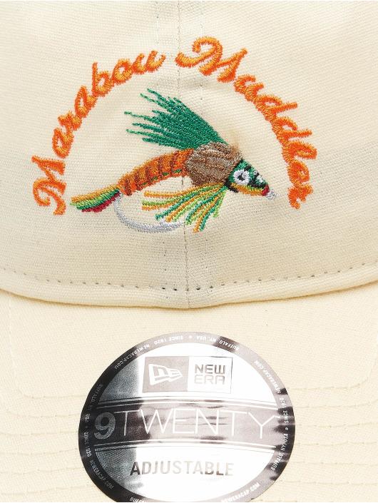 New Era Casquette Snapback & Strapback NE Fishing Tackle 9Twenty beige