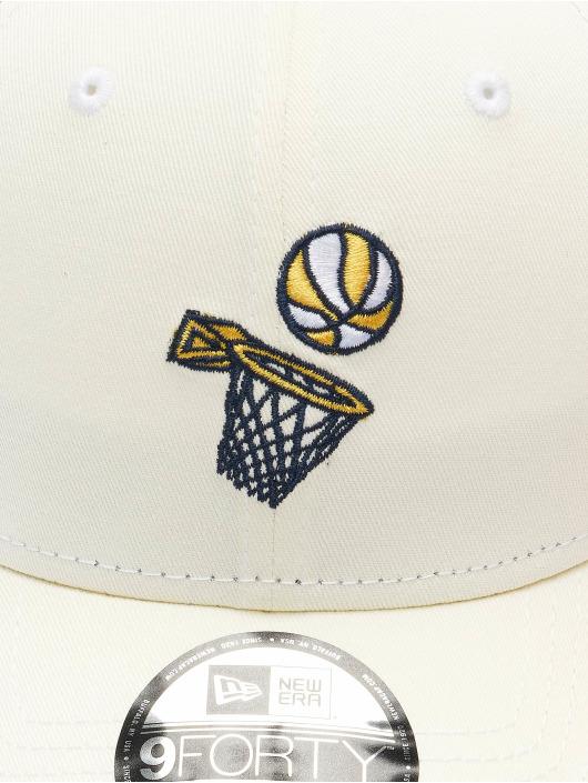 New Era Casquette Snapback & Strapback NE Sports 9Forty beige