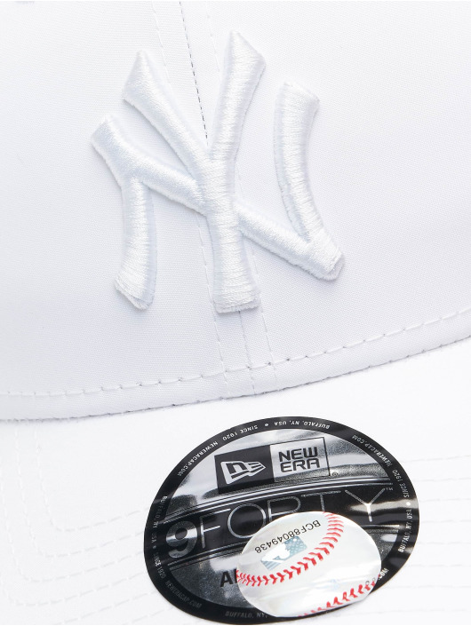 New Era Casquette Snapback & Strapback MLB New York Yankees Tonal 9Forty blanc