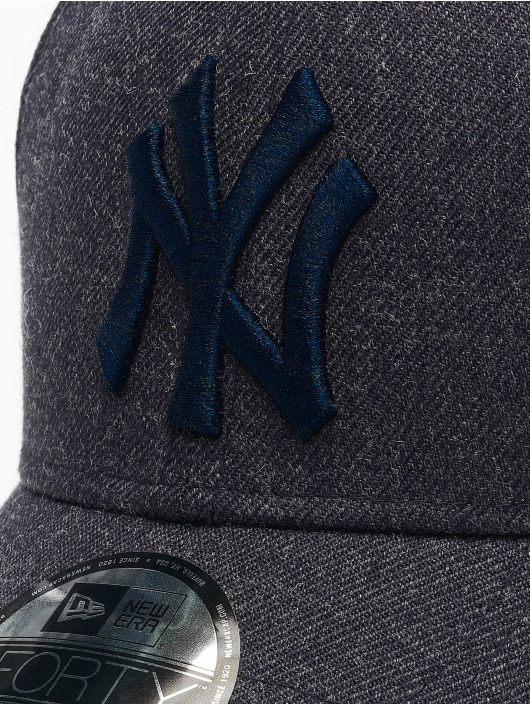 New Era Casquette Snapback & Strapback MLB NY Yankees Winterized The League 9Forty bleu
