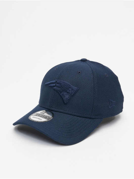 New Era Casquette Snapback & Strapback MLB New England Patriots Mono Team Colour 9Forty bleu