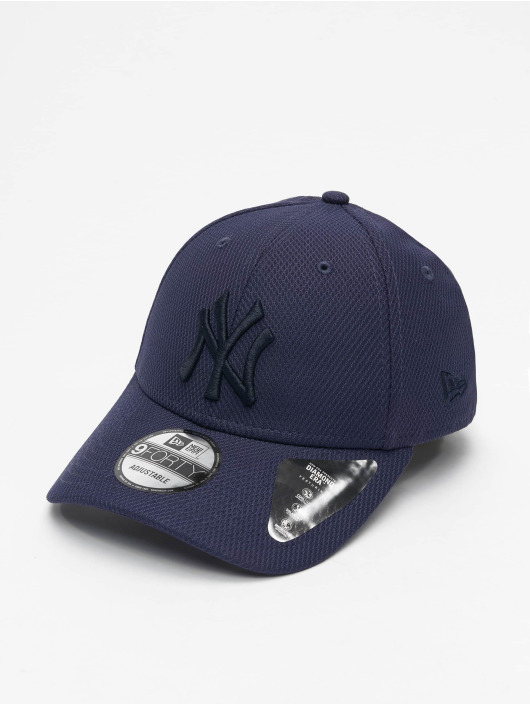 New Era Casquette Snapback & Strapback MLB NY Yankees Diamond Era 9Forty bleu