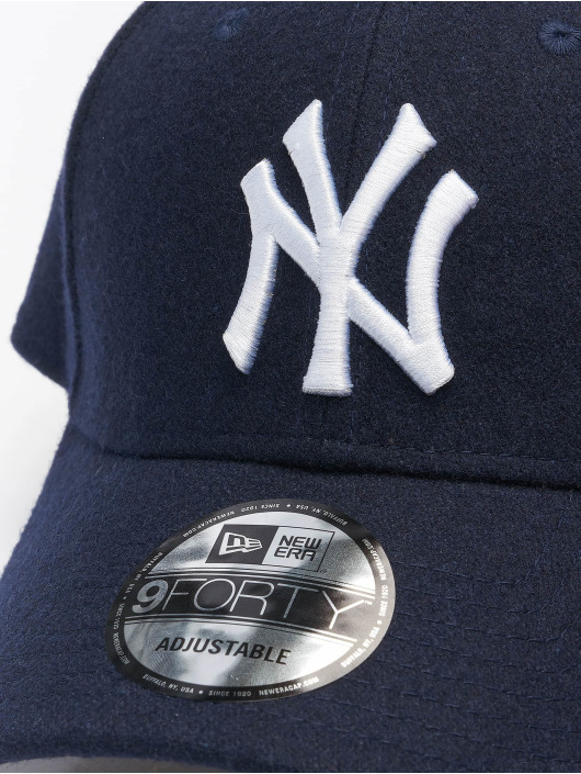 New Era Casquette Snapback & Strapback Winterized The League New York Yankees 9Forty bleu