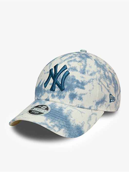 New Era Casquette Snapback & Strapback MLB New York Yankees Denim Colour 9Forty bleu