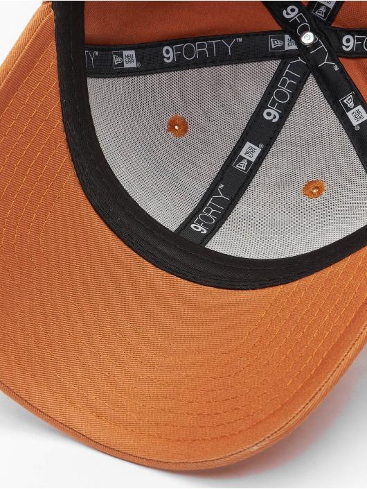 New Era Casquette Snapback & Strapback NE Camp 9Forty brun