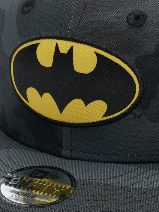 New Era Casquette Snapback & Strapback Character Batman 9Fifty camouflage