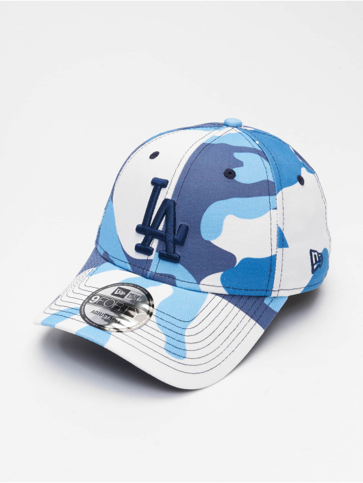 New Era Casquette Snapback & Strapback MLB Los Angeles Dodgers Camo Pack 9Forty camouflage