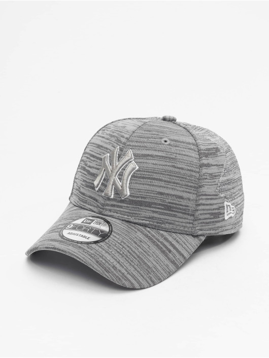 New Era Casquette Snapback & Strapback MLB NY Yankees Engineered Fit 9Forty gris
