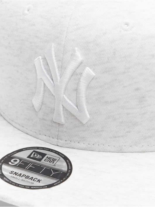 New Era Casquette Snapback & Strapback MLB NY Yankees Jersey Pack 9Fifty gris