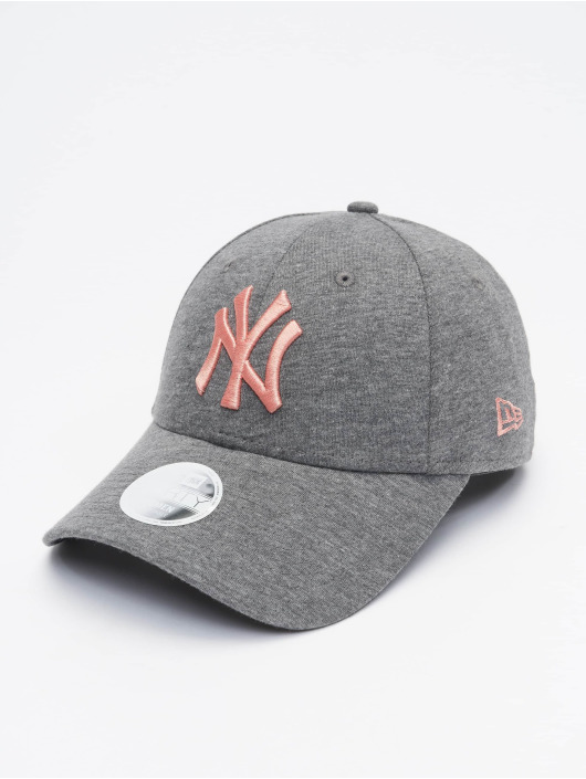 New Era Casquette Snapback & Strapback MLB NY Yankees Womens Licensed gris
