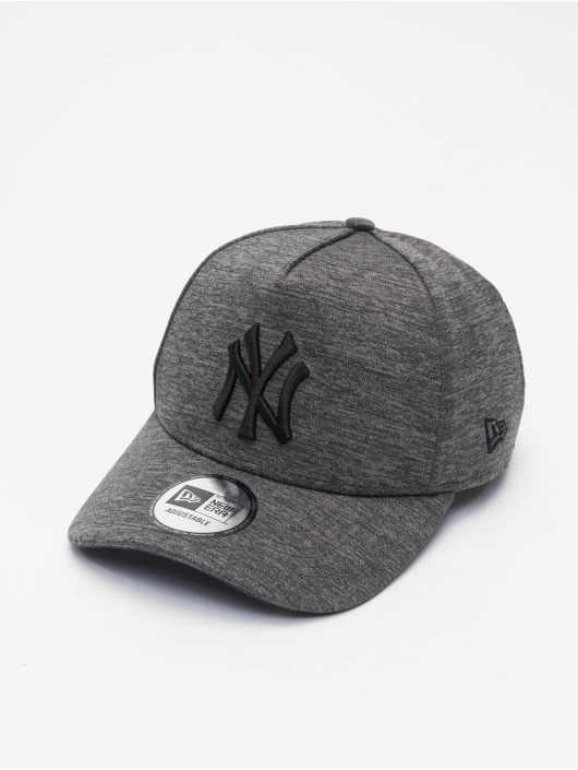 New Era Casquette Snapback & Strapback MLB New York Yankees Tonal Team 940 AF gris
