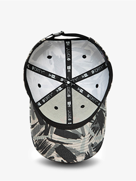 New Era Casquette Snapback & Strapback MLB New York Yankees New Camo 9Forty gris