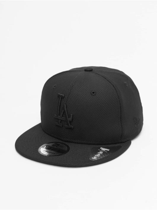 3739243dedde8 New Era Casquette Snapback & Strapback MLB Los Angeles Dodgers Diamond Era  9fifty noir