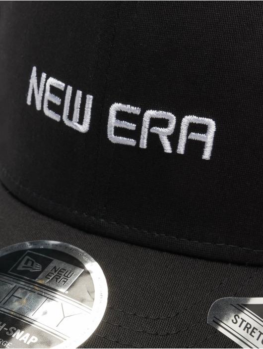 New Era Casquette Snapback & Strapback Essential 9Fifty noir
