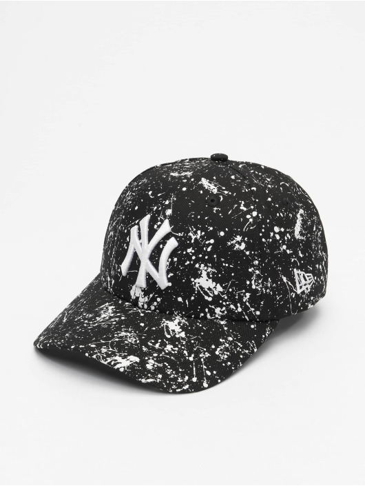 New Era Casquette Snapback & Strapback MLB NY Yankees Paint Pack Mens noir