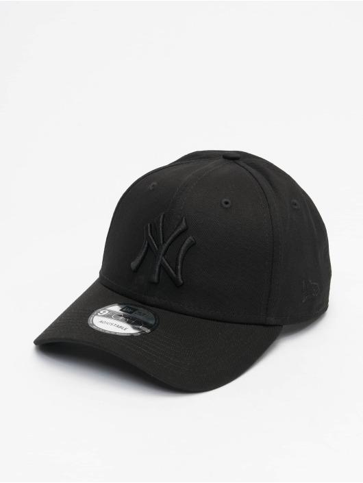 New Era Casquette Snapback & Strapback NBA NY Yankees 9Forty noir