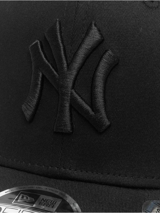 New Era Casquette Snapback & Strapback MLB NY Yankees Tonal Black 9Fifty noir