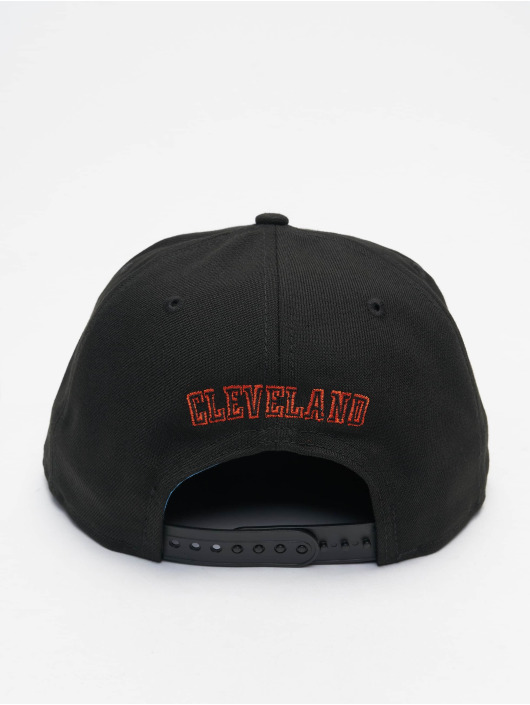 New Era Casquette Snapback & Strapback 9Fifty A8 001 Cleveland Cavaliers noir