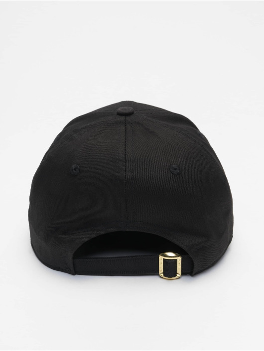 New Era Casquette Snapback & Strapback Nba Properties Chicago Bulls Ne Metallic Logo 9forty noir