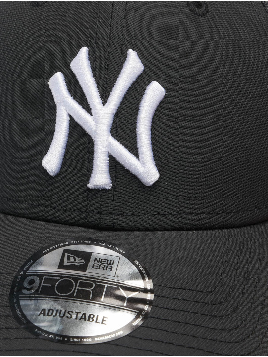 New Era Casquette Snapback & Strapback MLB New York Yankees ENGIN Fit 9Forty noir
