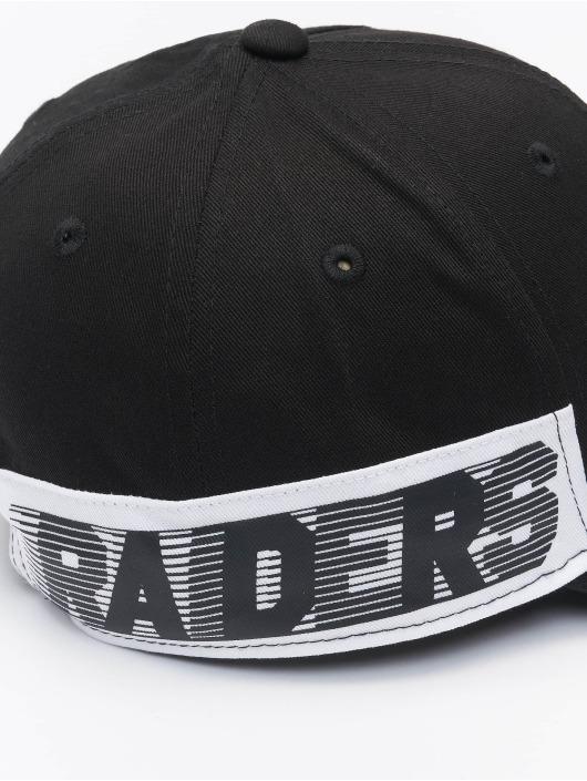 New Era Casquette Snapback & Strapback NFL Las Vegas Raiders Side Mark 9Forty noir