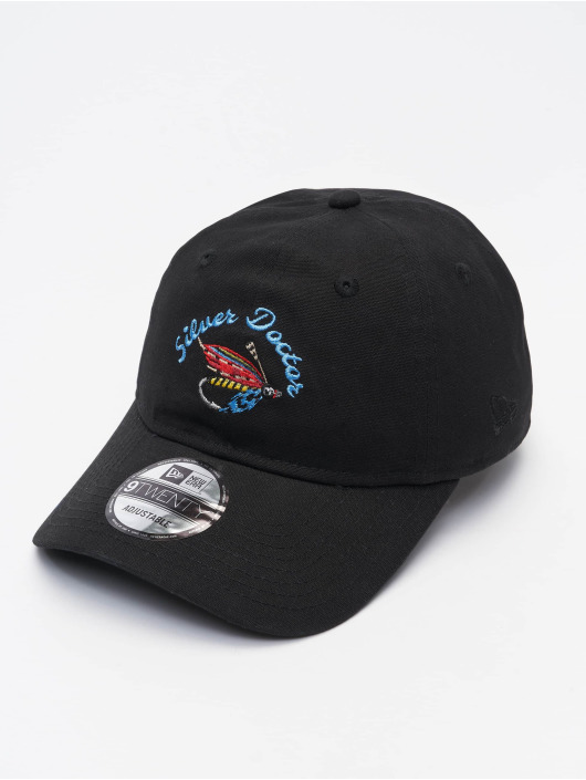 New Era Casquette Snapback & Strapback NE Fishing Tackle 9Twenty noir