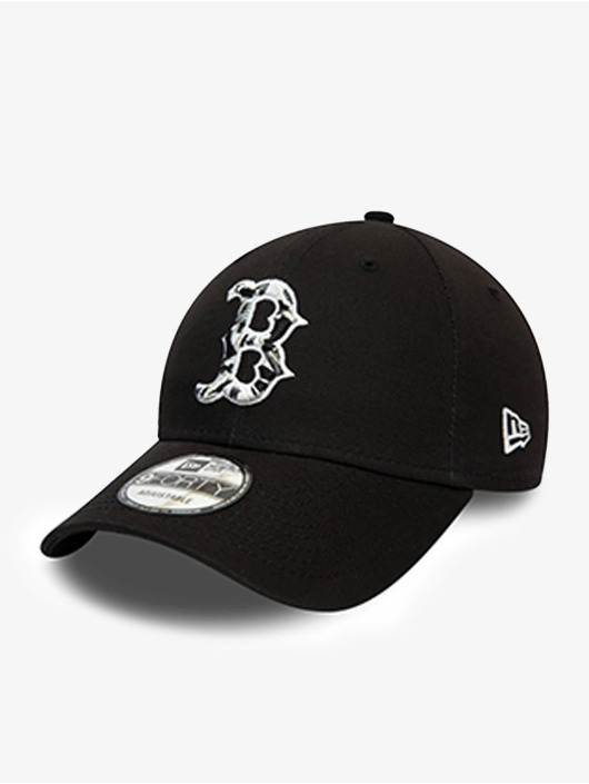New Era Casquette Snapback & Strapback MLB Boston Red Sox Camo Infill 9Forty noir