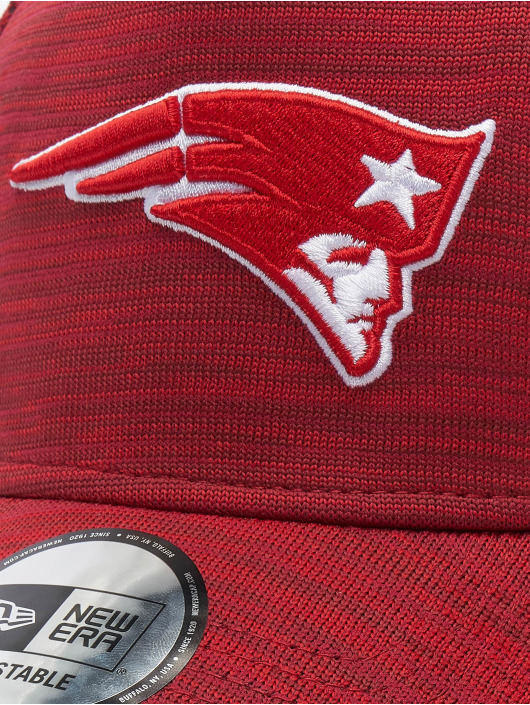 New Era Casquette Snapback & Strapback NFL New England Patriots Engineered Fit 9forty A-Frame rouge