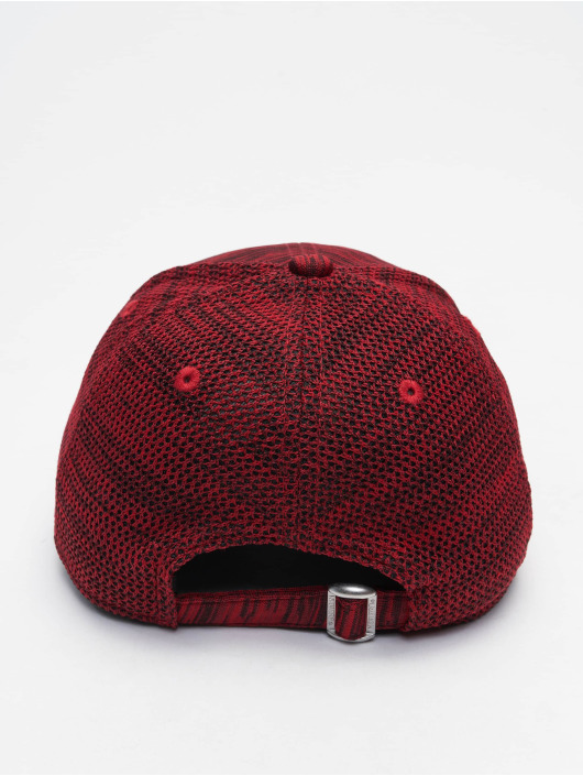 New Era Casquette Snapback & Strapback 9Forty Scarlet Engineered Manchester United FC rouge
