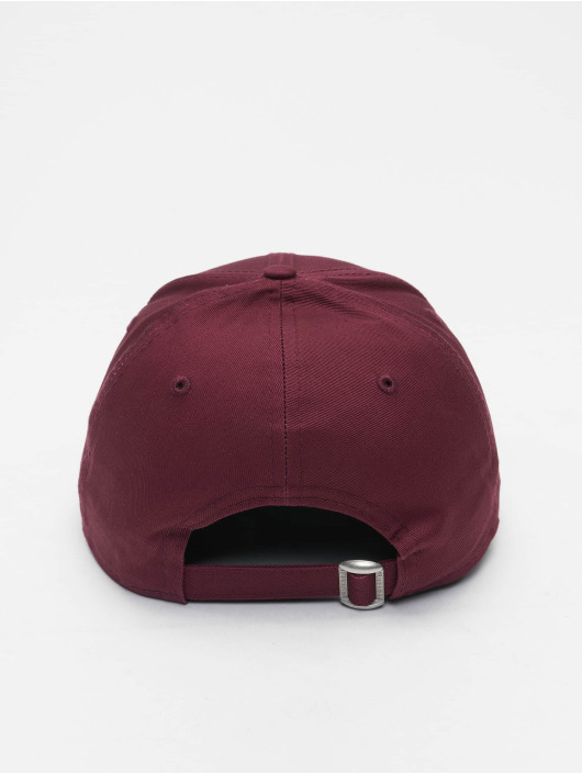 New Era Casquette Snapback & Strapback Colour Essential 9Forty rouge
