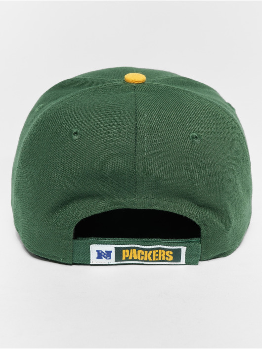 New Era Casquette Snapback & Strapback The League Green Bay Packers 9Forty vert