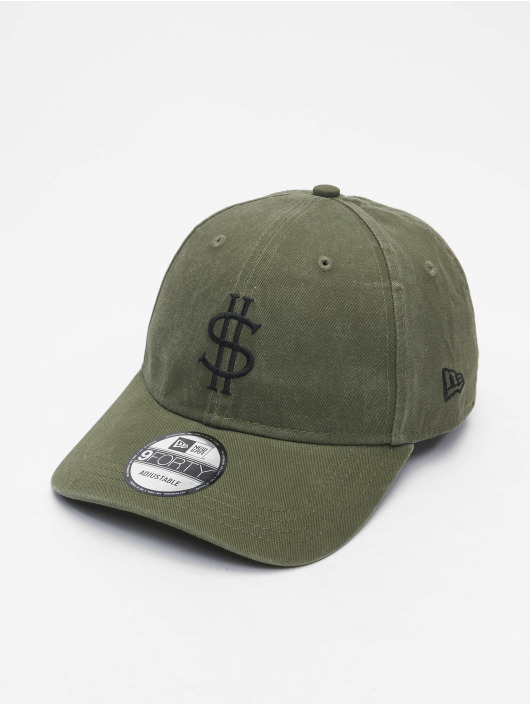 New Era Casquette Snapback & Strapback Dollar Pack 9Forty vert