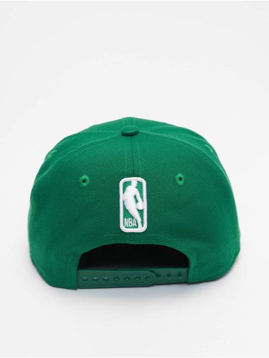 New Era Casquette Snapback & Strapback NBA20 Boston Celtics City Alt EM 9Fifty vert