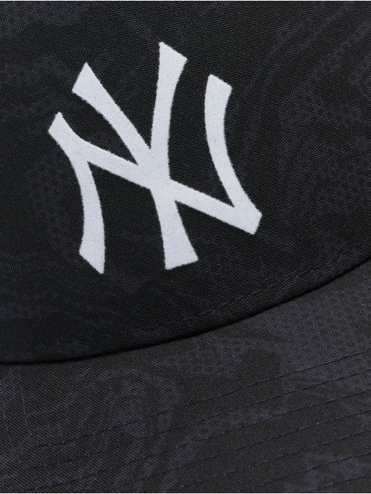 New Era Casquette Trucker mesh MLB New York Yankees Seasonal Camo 9Forty AF bleu