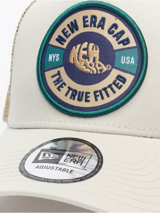 New Era Casquette Trucker mesh US Flag Pack Trucker brun