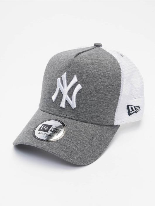 New Era Casquette Trucker mesh MLB New York Yankees Jersey 940 AF gris