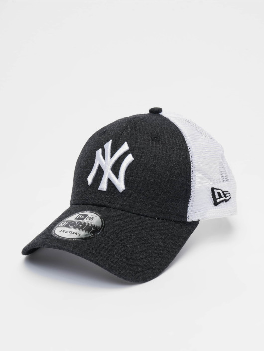 3a60abf6cff46 New Era Casquette Trucker mesh MLB New York Yankees Summer League 9forty  noir