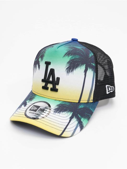 New Era Casquette Trucker mesh MLB Los Angeles Dodgers Summer City 9Forty noir