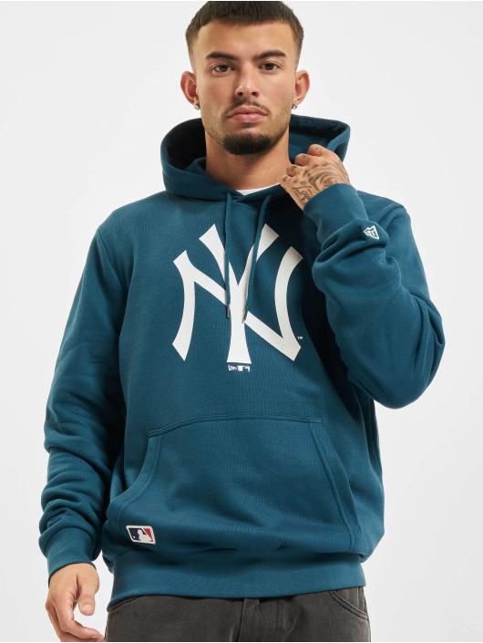 New Era Felpa con cappuccio MLB New York Yankees Seasonal Team Logo blu
