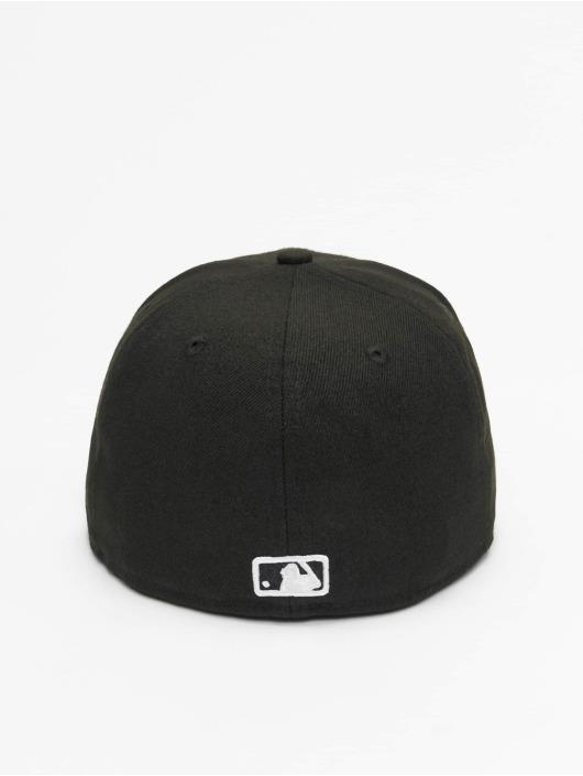 New Era Fitted Cap MLB Basic LA Dodgers 59Fifty èierna