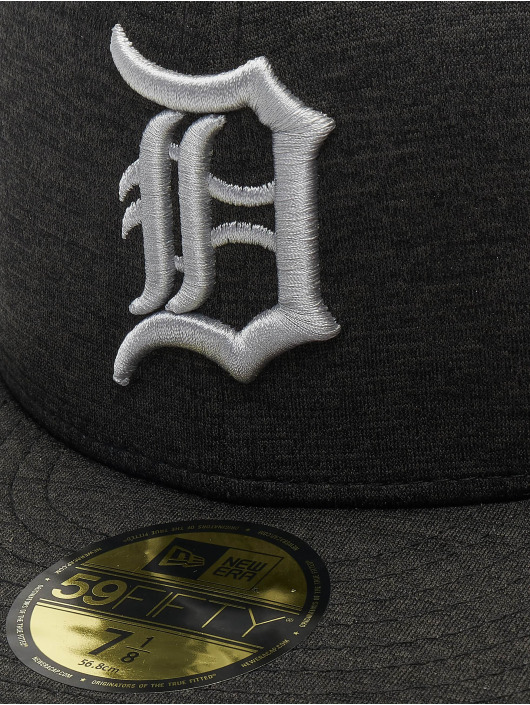 New Era Fitted Cap MLB Detroit Tigers Shadow Tech 59fifty èierna